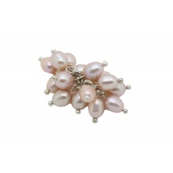 Cluster Freshwater Pearl Pendant