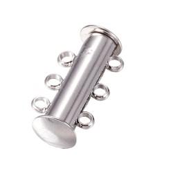 Magnetic Slide Lock Clasp