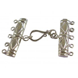 Five strand Hook Clasp