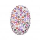 Multi coloured Beads